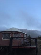 Yurt @ Treebones Resort