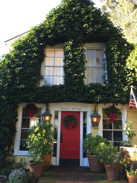 Heritage House Check In, Mendocino