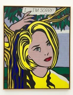 Roy Lichtenstein I...I'm Sorry!