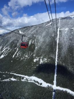 Peak 2 Peak Gondola Whistler