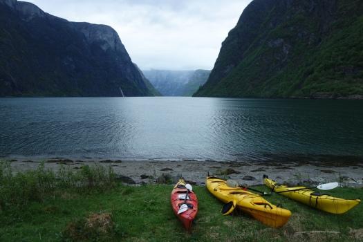 Nærøyfjord Camp Spot