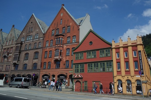 Hanseatic Museum (far right)