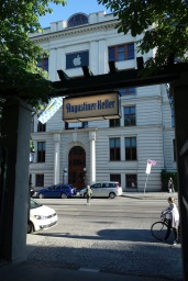 Augustiner Keller München Entrance
