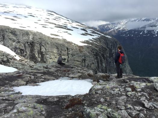 Top of Nærøyfjord