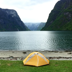 The Perfect Spot for Nærøyfjord Camping